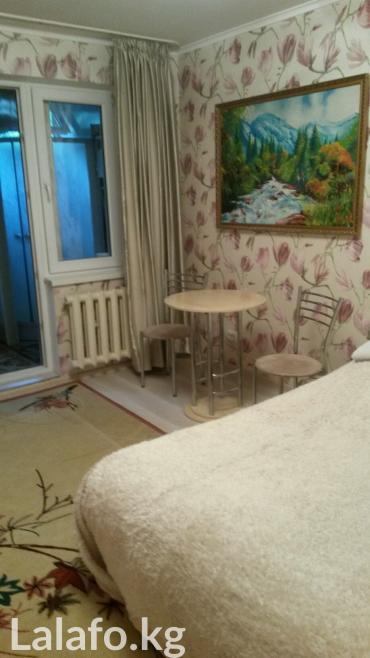 Гостиница 1 комната в 6 микро. Все есть!   в Бишкек