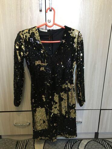 shapka s cvetami в Кыргызстан: Продаю платье, S размер, б/у надевалось один раз