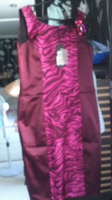 атласные платья в Азербайджан: Платье ANNA RACHELE Италия атласный стрейч размер 50 новое на фото
