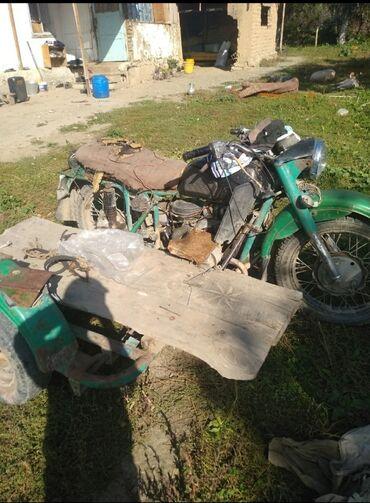 запчасты иж в Кыргызстан: Куплю мотоцикл урал, иж, спутник не рабочем состаяние можно без движок