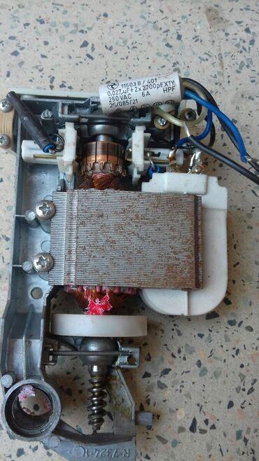 Yamaha qayiq motoru - Azərbaycan: Ət cən maşının motoru satılır 5 azn