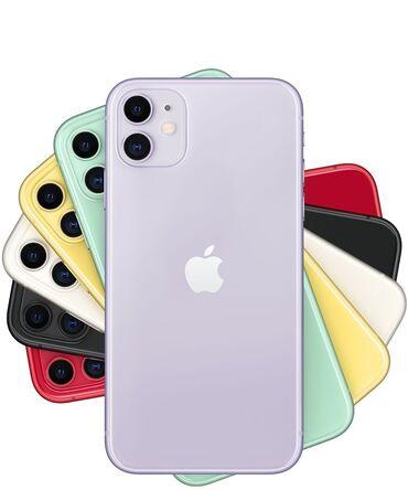 чехол iphone силикон в Азербайджан: Новый IPhone 11 256 ГБ Черный