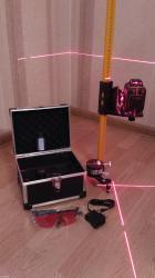 3 d лазерный построитель. 3 плоскости на в Бишкек