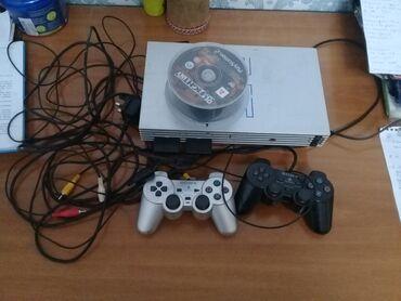 Видеоигры и приставки - Кок-Ой: PS2 & PS1 (Sony PlayStation 2 & 1)