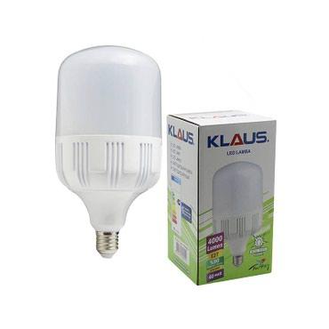 Светодиодная лампа T120 KLAUS KE49504, 40Вт в Бишкек