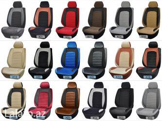 Bakı şəhərində Avtomobil oturacaqalari ucun K-design Turkiye istehsali olan ortukler