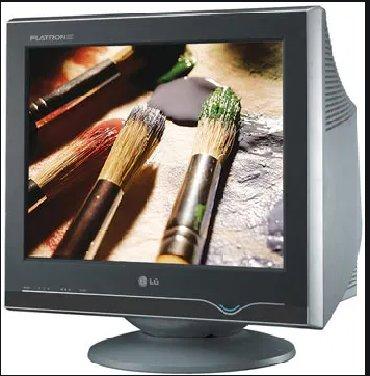 мониторы 180 гц в Кыргызстан: Продаю монитор lg flatron t750bh plus количестве 5 шт. Технология