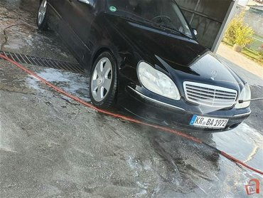 Mercedes-Benz S 500 5 l. 2000 | 322000 km