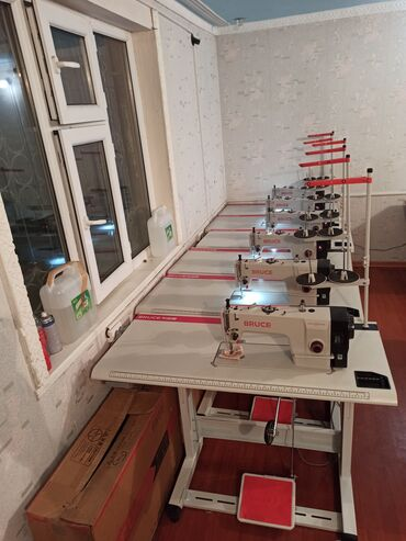 машина оверлок цена in Кыргызстан   ШВЕЙНЫЕ МАШИНЫ: Швейный машинка швейный машинка швейный машинка швейный машинка BRUS
