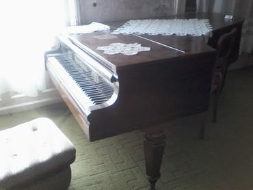 Klaviri, fortepiana | Srbija: Bečki koncertni klavir star preko 100 godina.  Rudolf Windhofer