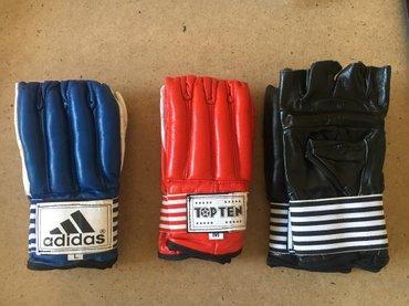 Кожаные перчатки в Бишкек