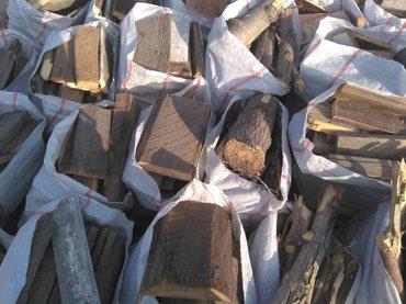 дрова в мешках много  в Бишкек