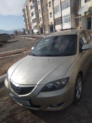 Mazda 3 1.6 л. 2005   180813 км