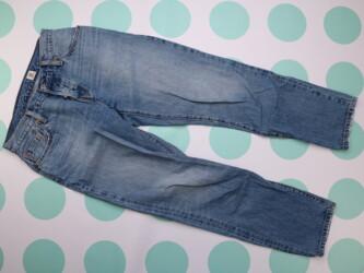 Детские джинсы Levis    Длина: 78 см Шаг: 56 см Пояс: 30 см Поб: 38 см
