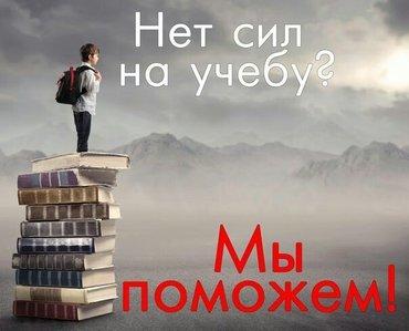 рефераты курсовые и дипломные Обучение курсы в Кыргызстан на  помощь студентам написать дипломные курсовые и прочие студенческие раб в Кок Ой