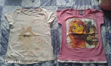 Obe majce za samo 300 dinara. Sa zekom je marke h&;m, br. 116 ili - Smederevo