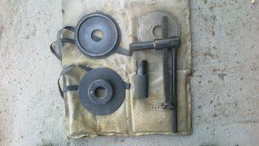 продаю комплект для разбортовки шин 195-205/70/R14, цена 2500 сом в Бишкек