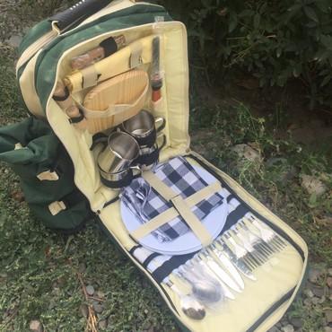 Рюкзаки в Лебединовка: Рюкзак с походной посудой. Удобный качественный походный рюкзачок, пос