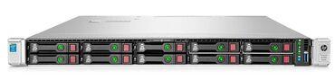 HP ProLiant DL360 Gen9 serverrr2 x Intel(R) Xeon(R) CPU E5-2620 v3 @