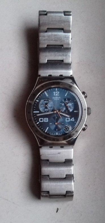 ΡΟΛΟΙ swatch irony με χρονόμετρο. Ονομα: blustery. Αριθμός προϊόντος