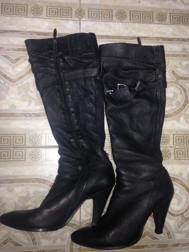 Продаю сапоги,покупала в Баскони за 8000 с,натуральная кожа,очень мягк в Бишкек