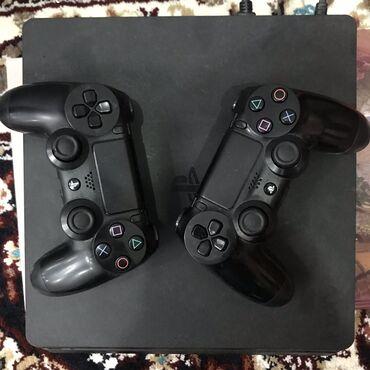 прокатка дисков в бишкеке в Кыргызстан: Продаю Sony Playstation 4 slim! память 500 гб! пломба на месте! в отли