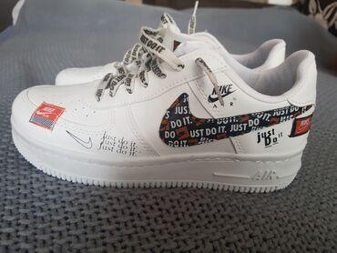 Nike patike - Srbija: NIKE patike br.38 NOVE,kupljenene u Turskoj,duzina gazista 24cm