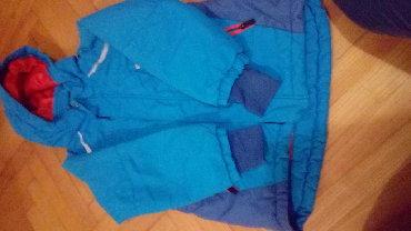 Decije-jakne - Srbija: Decija jakna H&M,velicina 116 pise 5-6 god mada smo jenosili i sa
