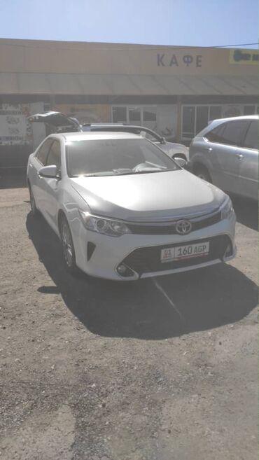 Toyota Camry 3.5 л. 2016 | 66000 км