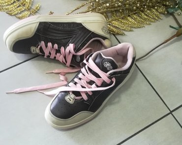 Ženska patike i atletske cipele | Batajnica: Unikat kožne patike uvoz Španija Br 38 SNIŽENJE