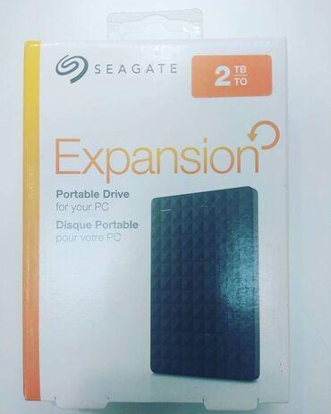 xarici sert disk - Azərbaycan: Seagate 2tb Xarici Hard disk 145aznTəzədir işləməyinə 6ay zəmanət