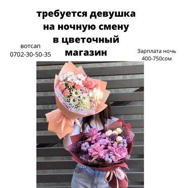 работа для студентов ночная смена in Кыргызстан | ОФИЦИАНТЫ: Продавец-консультант. Без опыта. Работа по вечерам