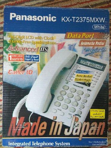 Продаю совершенно новые телефонные аппараты Panasonic оригинал, с