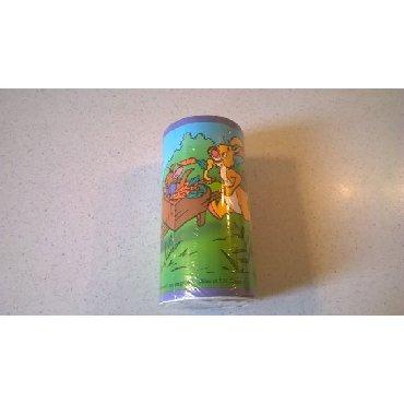 Μπορντούρα αυτοκόλλητο τοίχου Winnie - 10 m x 10,6 cm Καινούργιο με τη