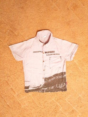 Рубашка детская, размер 130 (на рост в Бишкек