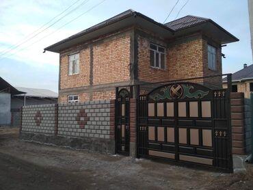 Дома - Кара-Суу: Продаётся 2 этажный дом г. Кара-Суу ул. МЭЗ 25, ориентир рынок Туратаа