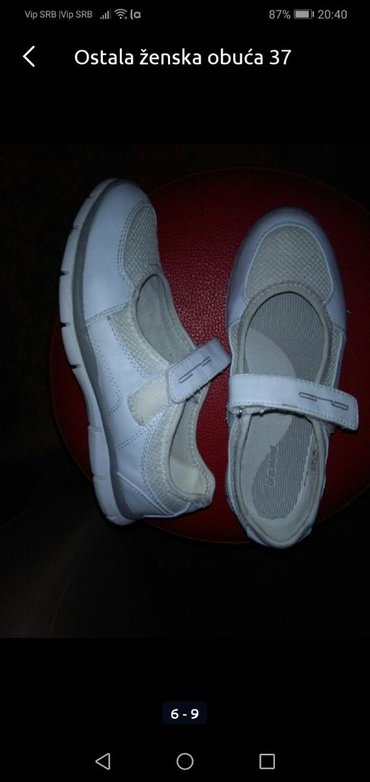 Klasične mokasine | Srbija: Patika cipele 37 broj, nosene par puta