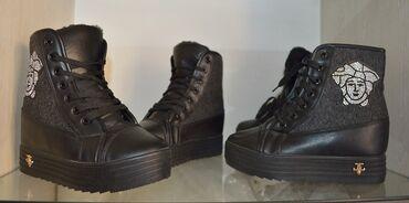 Новые зимние ботинки. Остались размеры 37 и 38. Материал кожзам