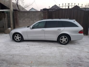 macbook air 2008 год в Кыргызстан: Mercedes-Benz E-Class 2.2 л. 2008 | 215000 км
