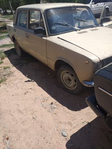 Транспорт - Кашат: ВАЗ (ЛАДА) 2101 1.2 л. 1981 | 777777 км