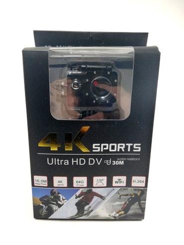 Akciona kamera 4K WIFI Ultra HD . - Nis