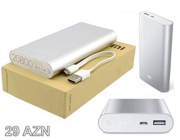 Xiaomi Powerbank 20800 mAh - Bakı