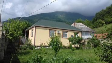 İsmayıllı şəhərində Ismayillida kiraye ev bu ev xenagah keninde yerewir mewenin icnde