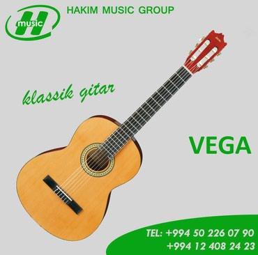"""Bakı şəhərində Gitara """"vega"""""""