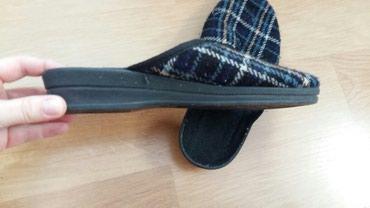 Pocepane na kolendublji - Srbija: Sobne papuce br.36(polovne i nisu nigde pocepane)