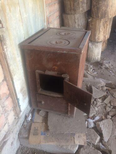 Дом и сад - Кыргызстан: Печь отопление на 140 кв метр Новая