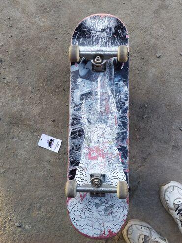 Скейтборд скейт комплит zavtra katat' обмен skate skateboard
