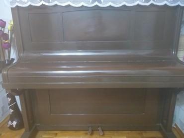 ev alqi satqisi zamani lazim olan senedler - Azərbaycan: Almaniyanindi kohne pianinodu sesi gurdu sadece kokletdirmek