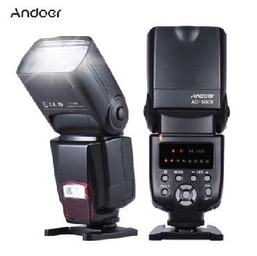 Foto i video oprema | Srbija: Manualni-manual blic-flash Andoer (Canon/Nikon)-novoPotpuno nov Andoer