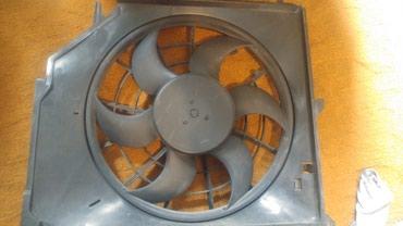 Электровентилятор бмв е34 е36 е39 е46 и в Бишкек
